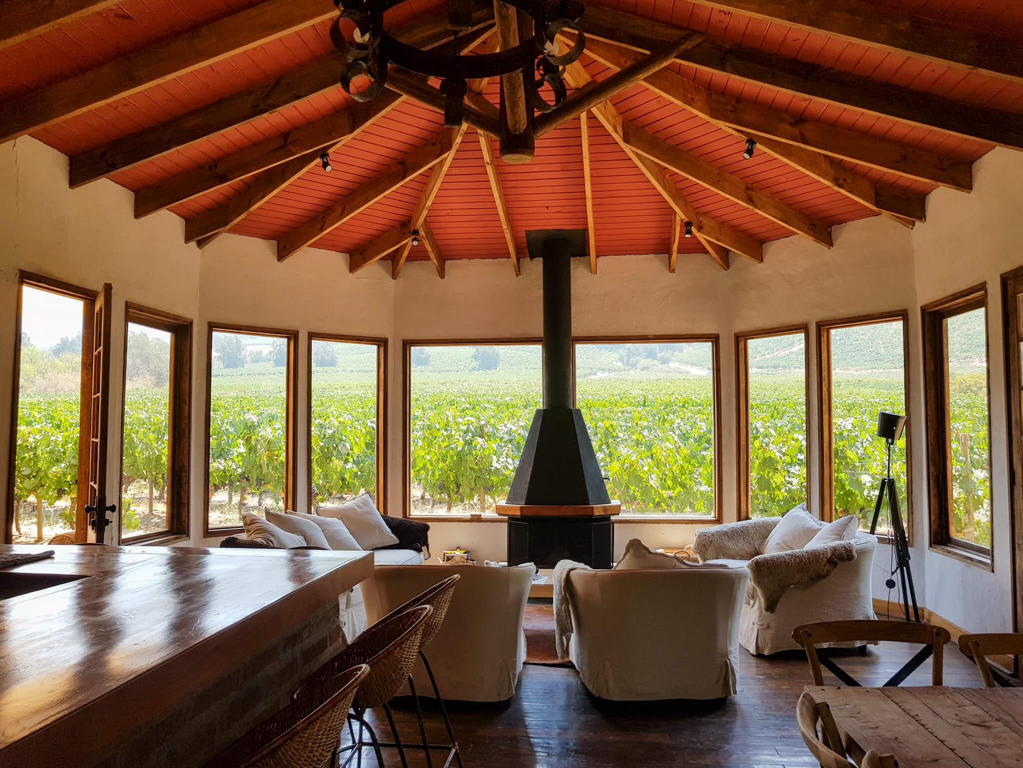 Vina Montes guest house