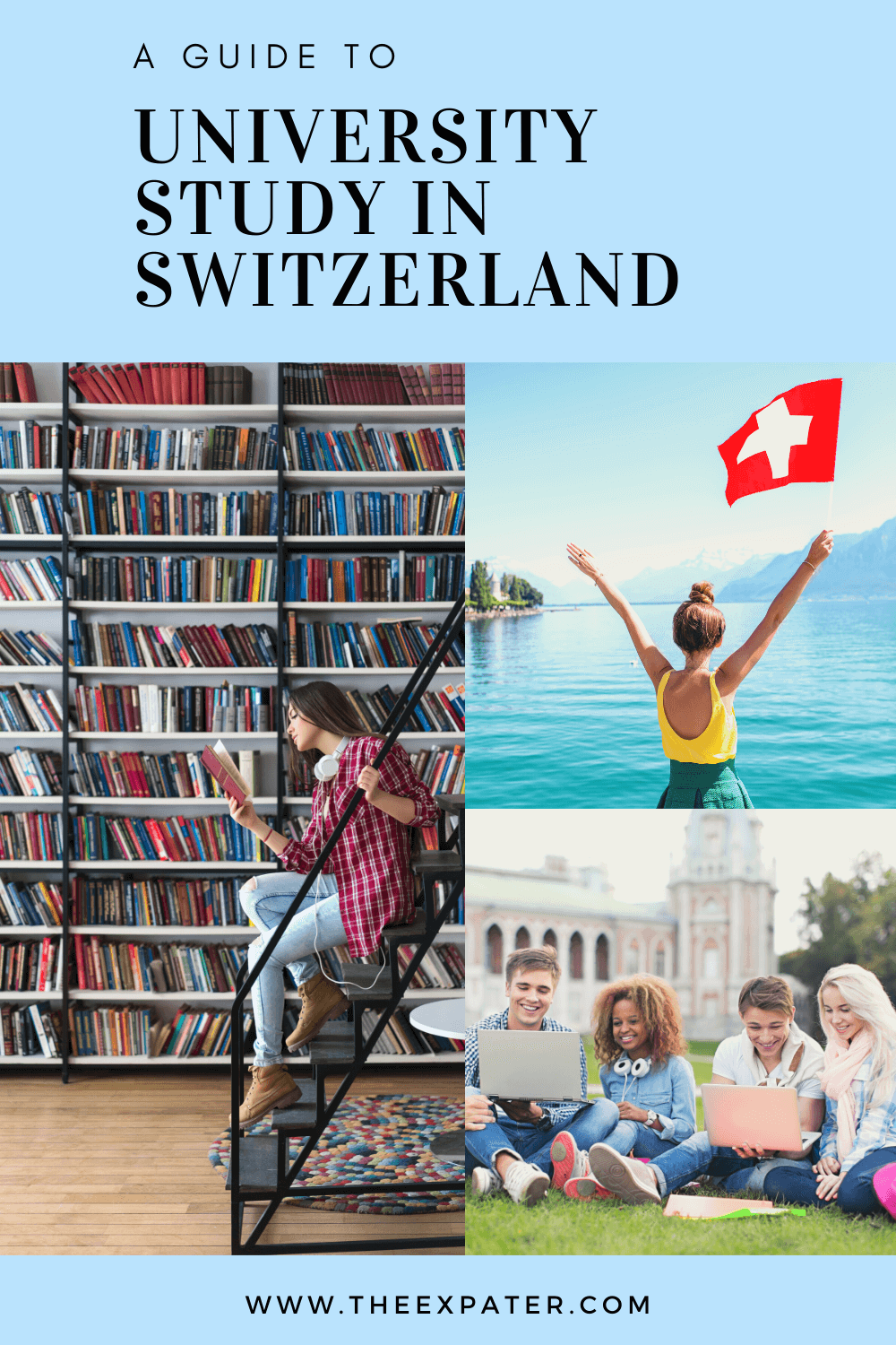 A guide to university study in Switzerland