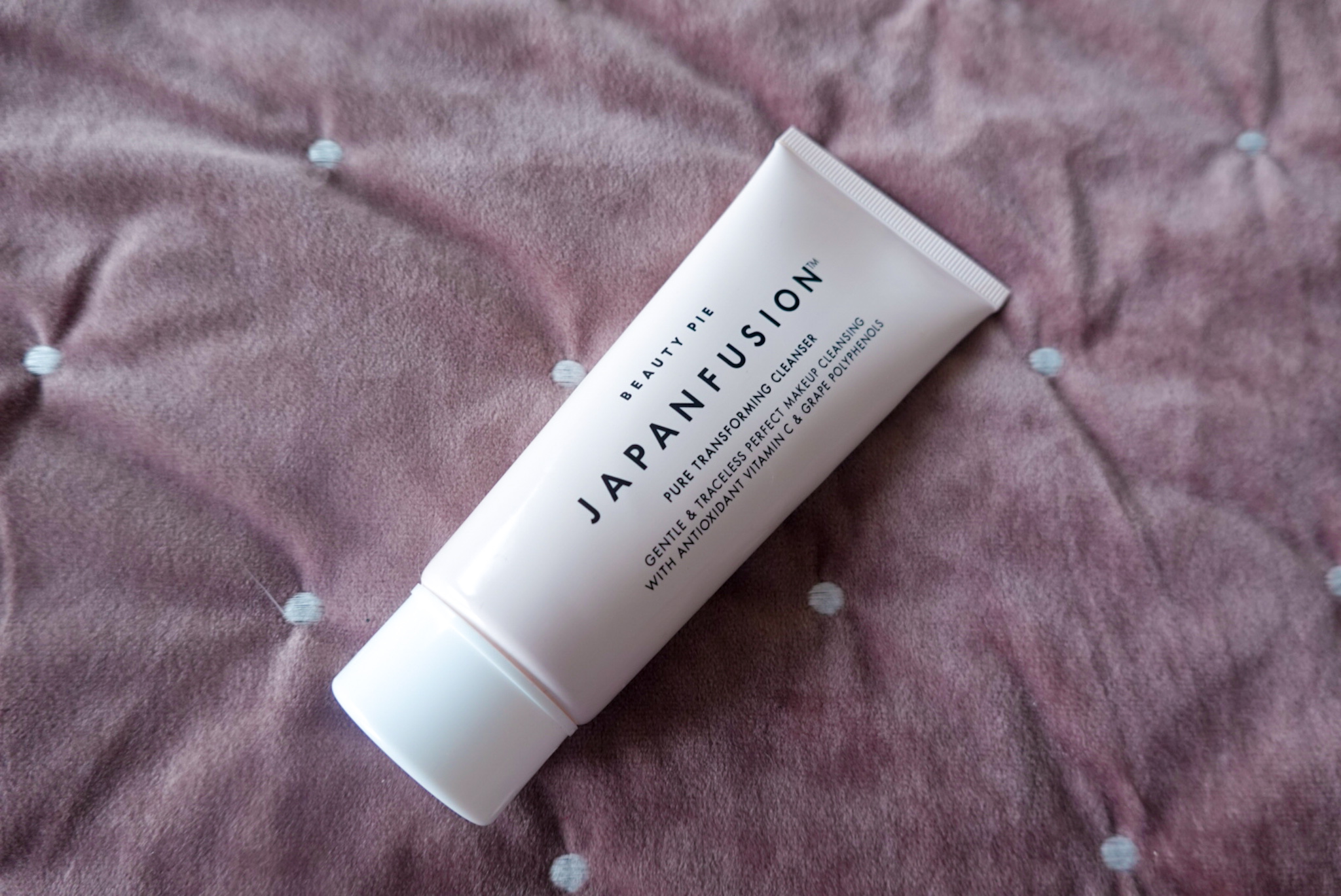 Beauty Pie Japanfusion pure transforming cleanser