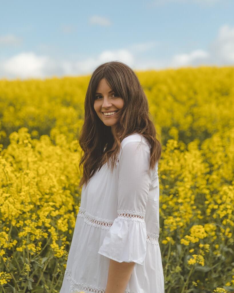 Expat blogger living in Sweden