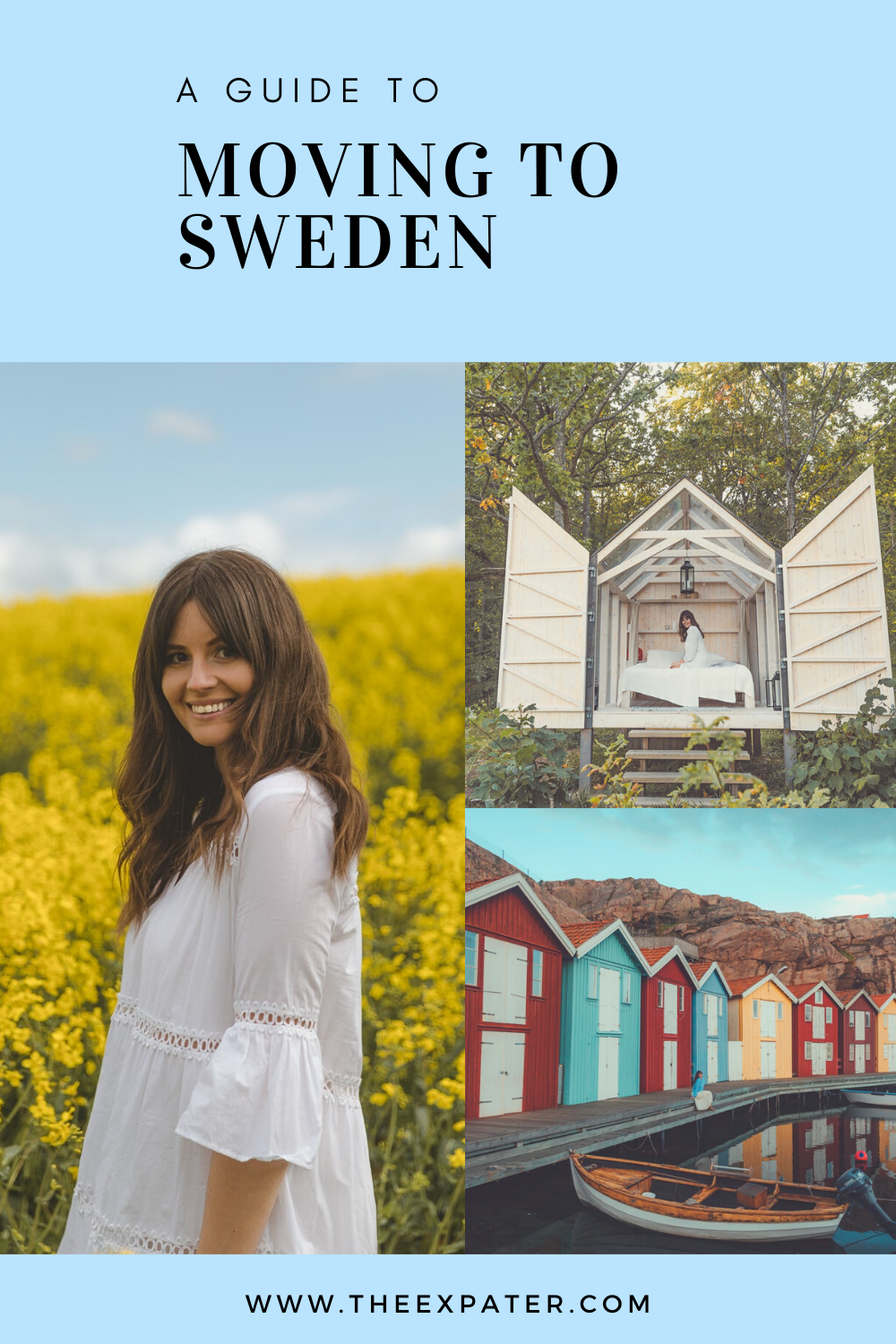 Moving to Sweden guide