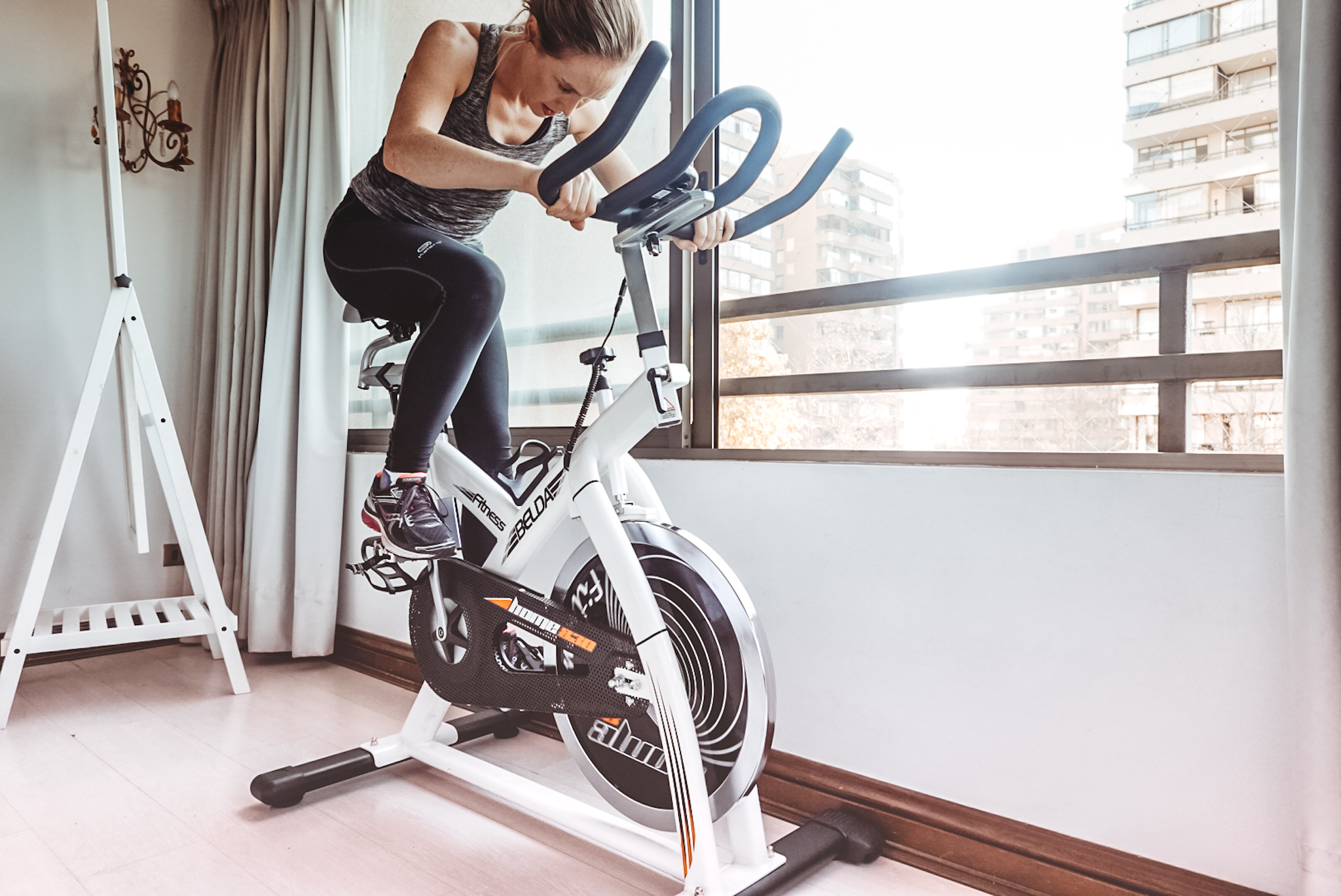 spin bike review