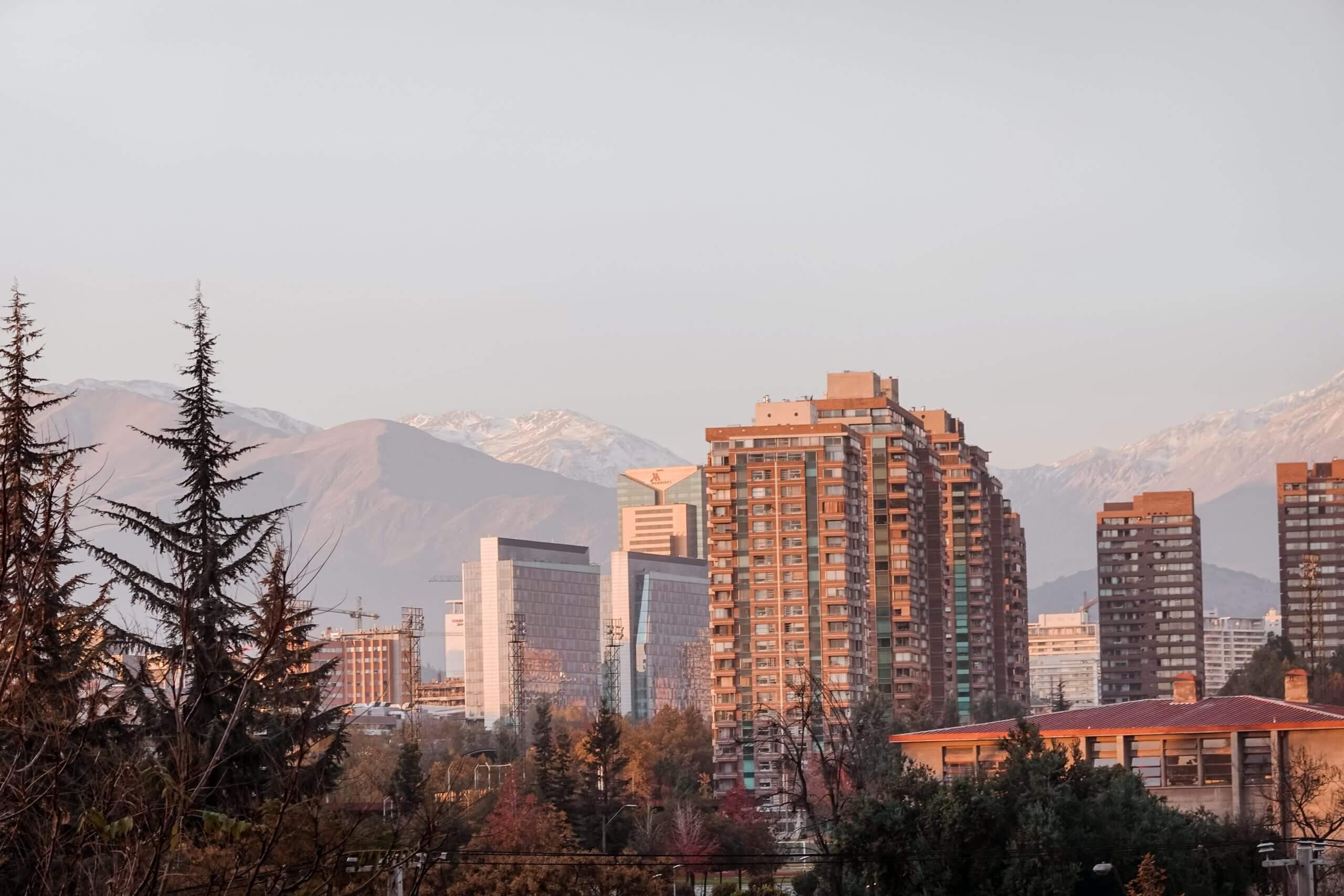 Santiago June 2020