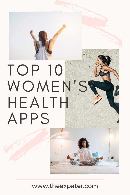 top 10 women's health apps