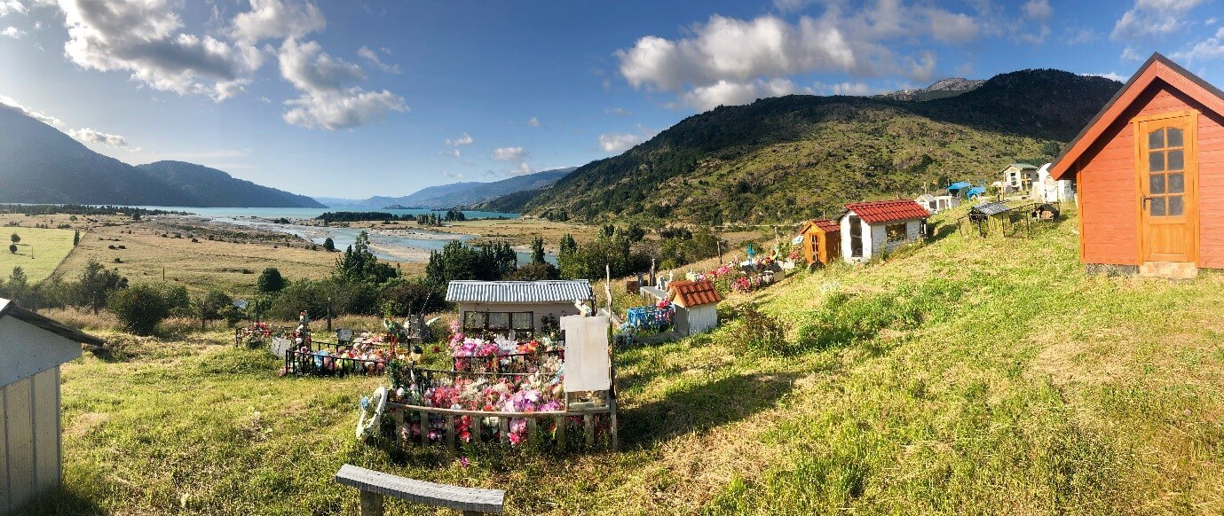 unique things to do in Patagonia - cemetery