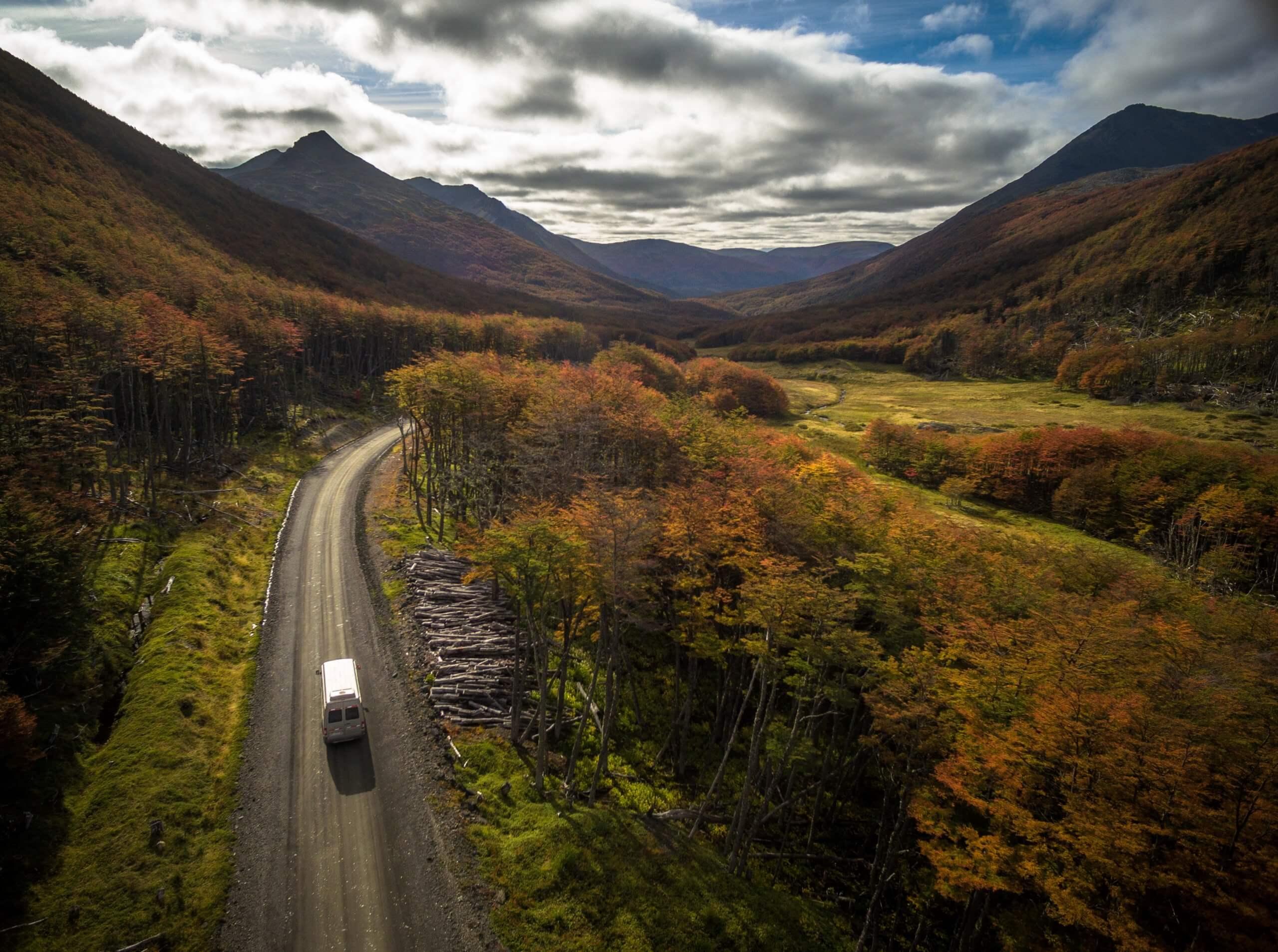 Tierra del Fuego trek