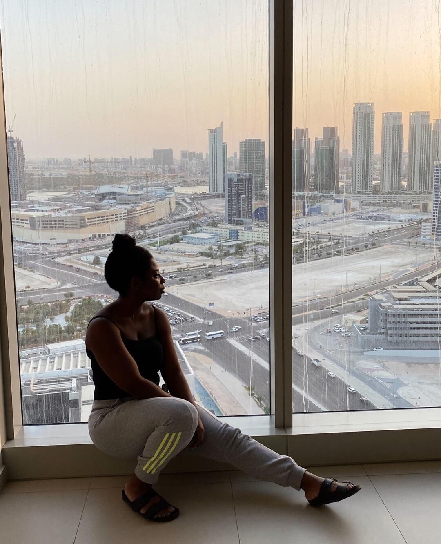 expat blogger in UAE