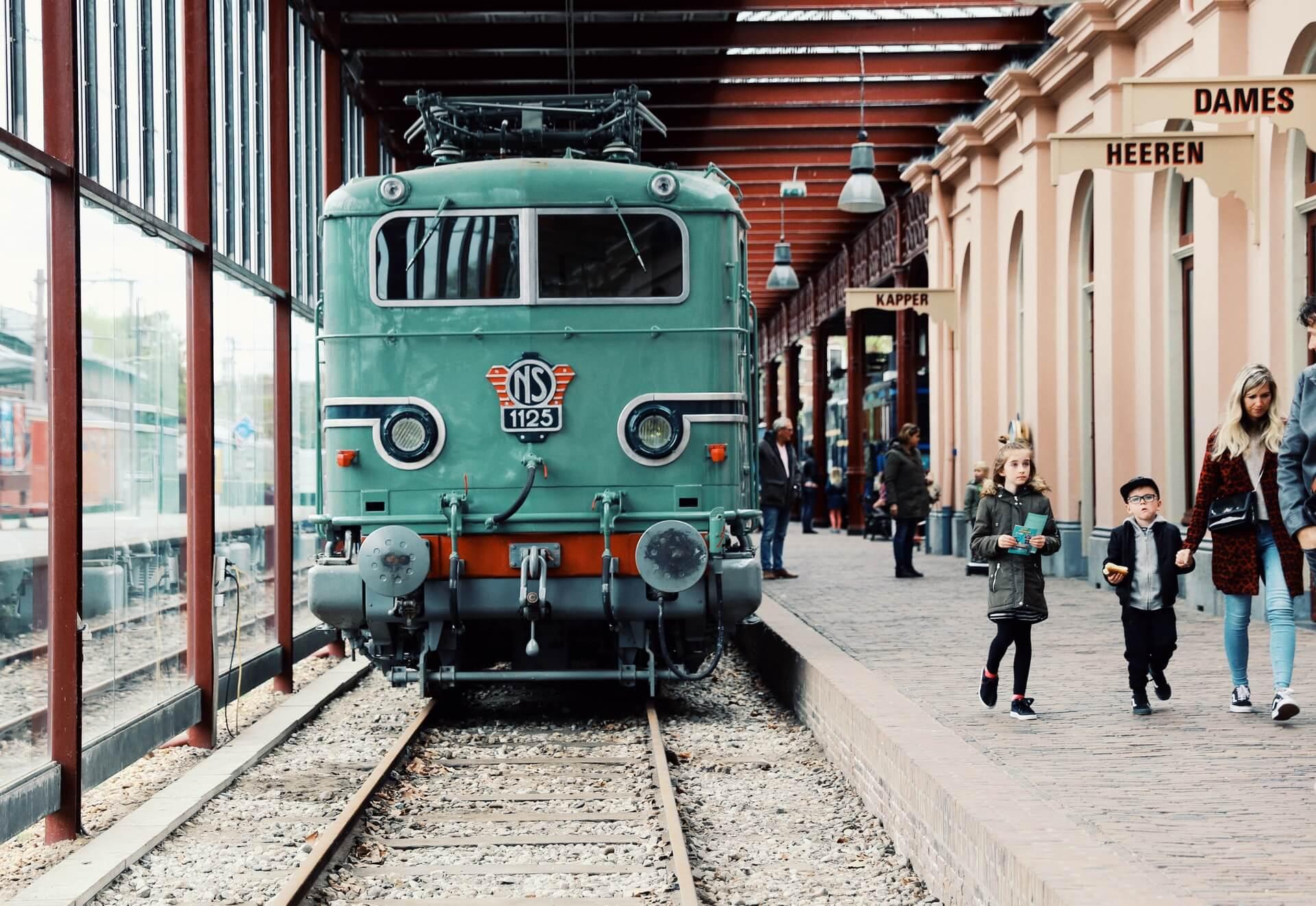 Utrecht trains