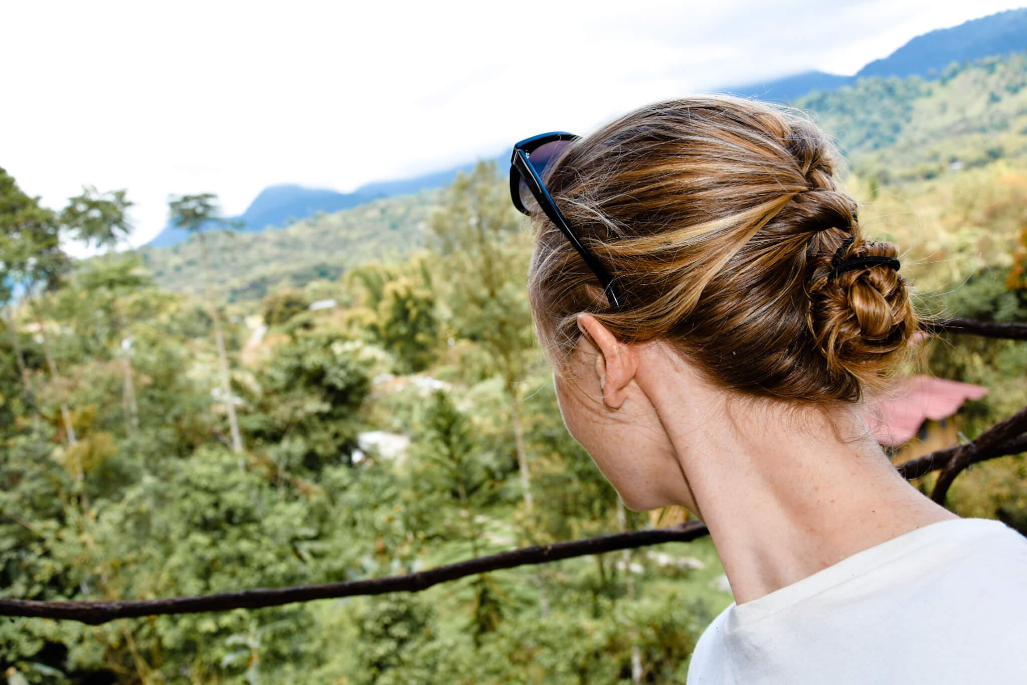 holiday in Ecuador