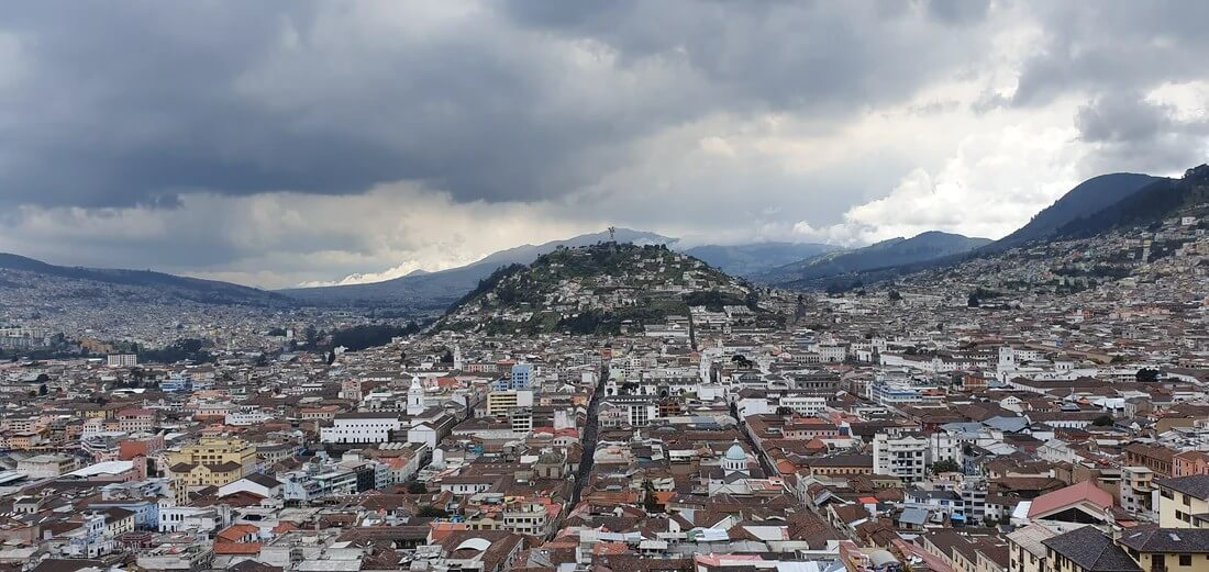 the bad things about living in quito