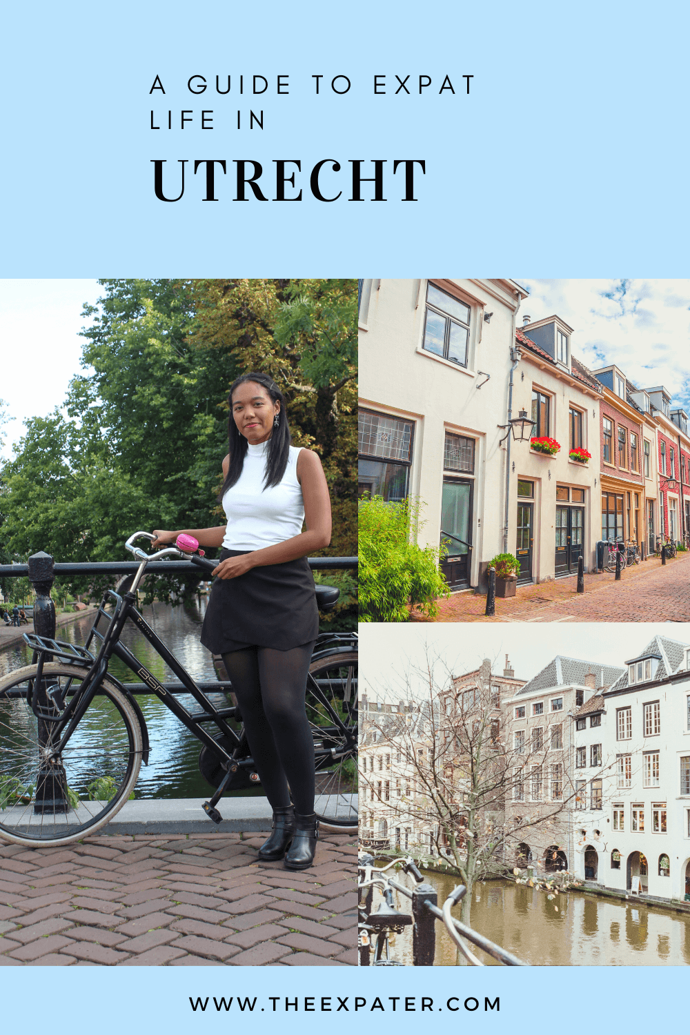 Moving to Utrecht Guide
