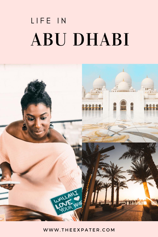 expat life in Abu Dhabi