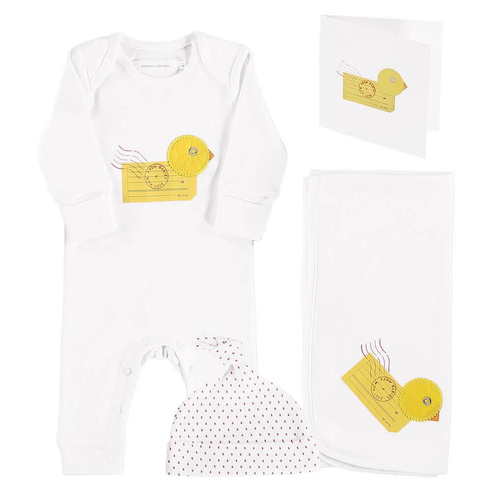 Baby Christmas gift set organic cotton