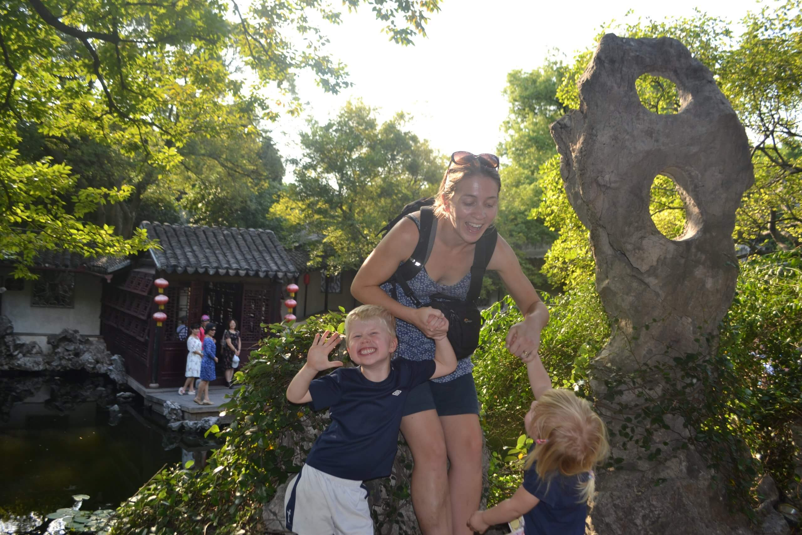 expat life in Suzhou