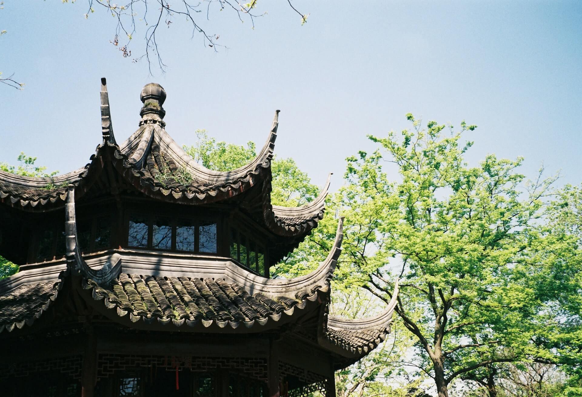 Suzhou ancient gardens