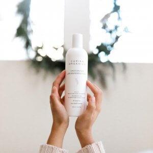 Carina Organics Unscented Daily Moisturizing Shampoo