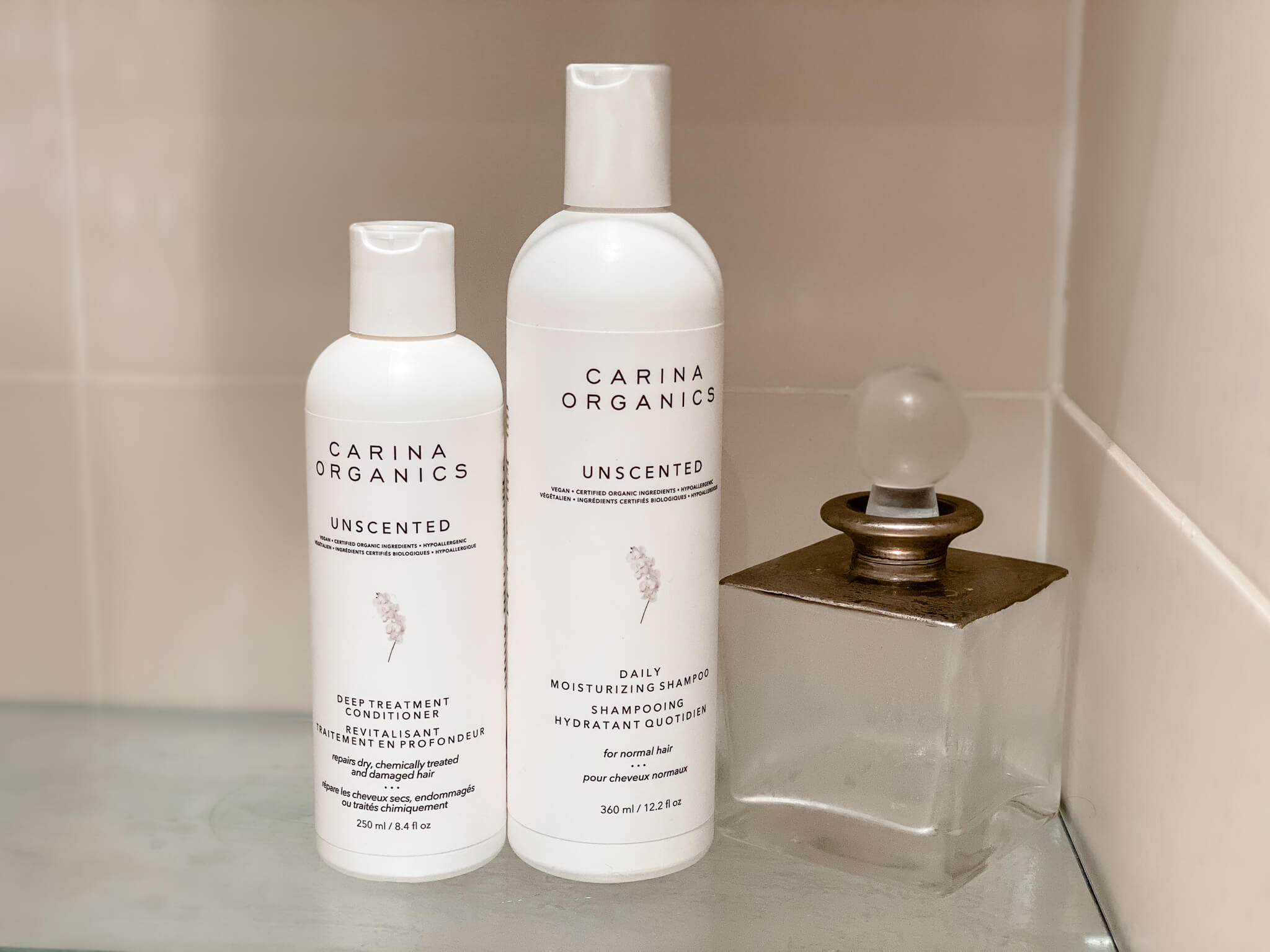 fragrance free shampoo and conditioner