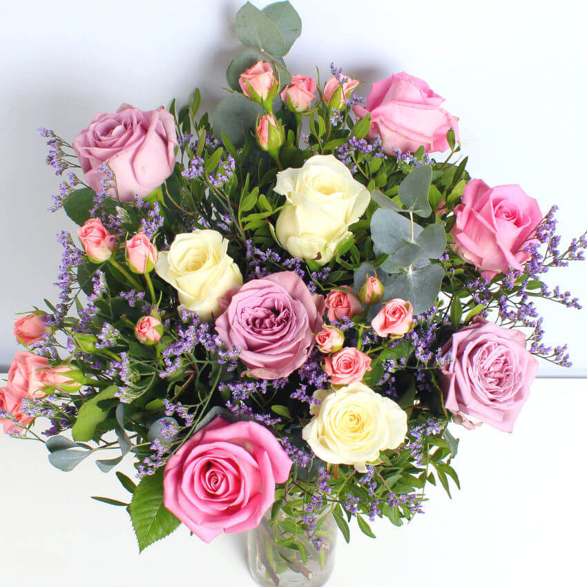 competition to win a bouquet of flowers