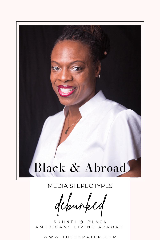 Black American expat woman interview