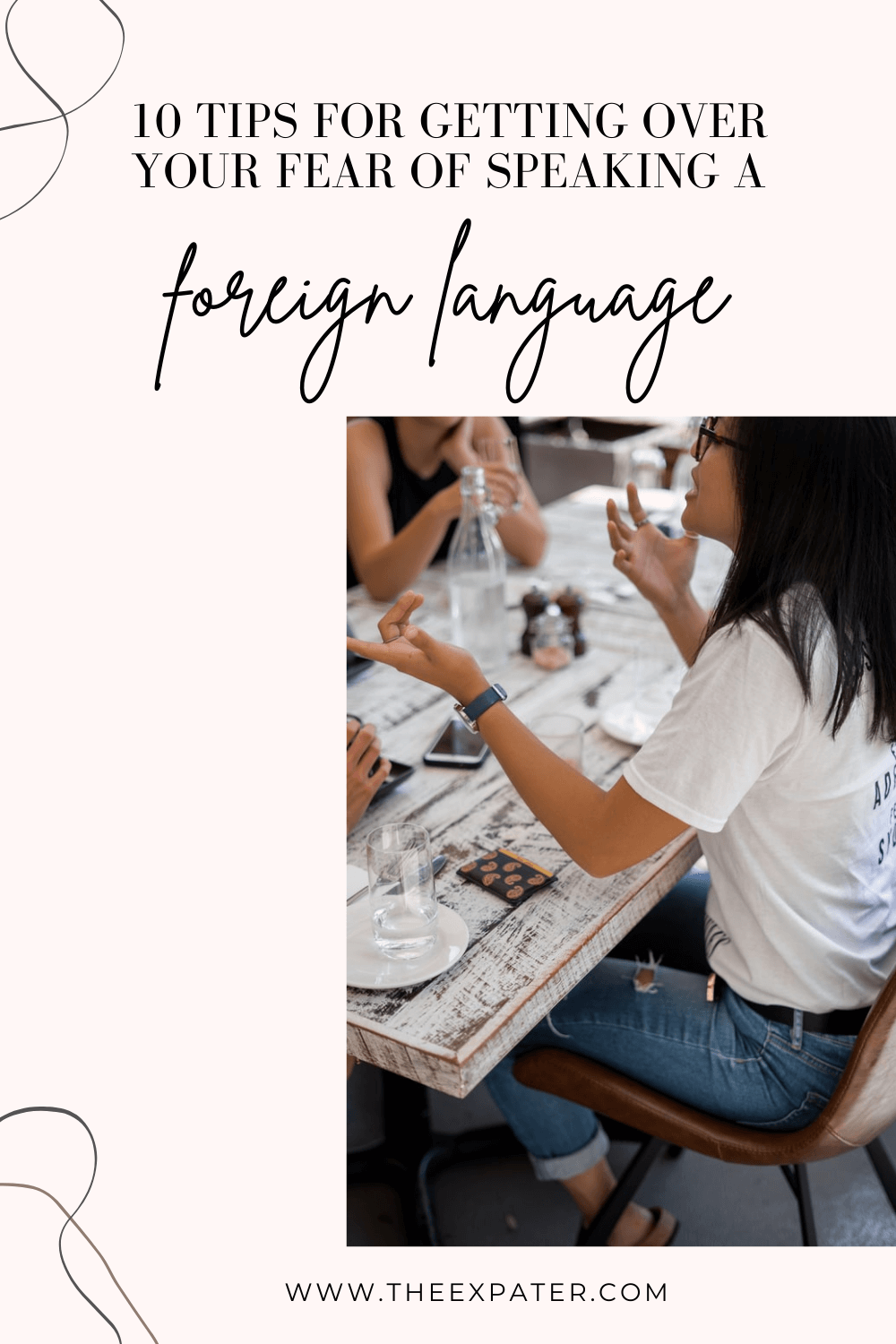 tips for overcoming foreign language anxiety