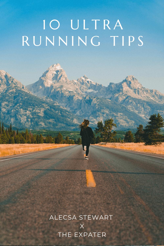 ultra running tips