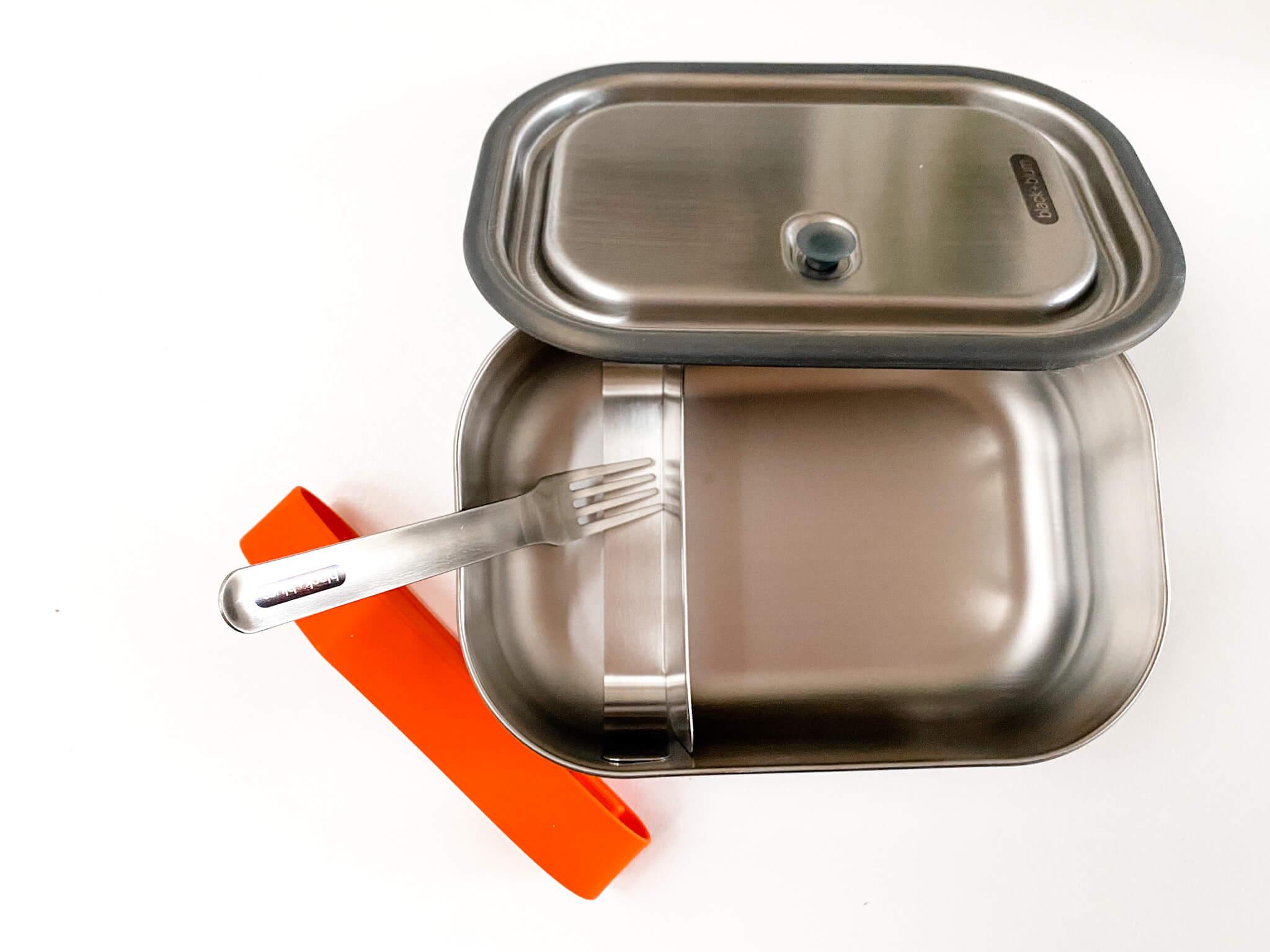 picnic metal lunch box