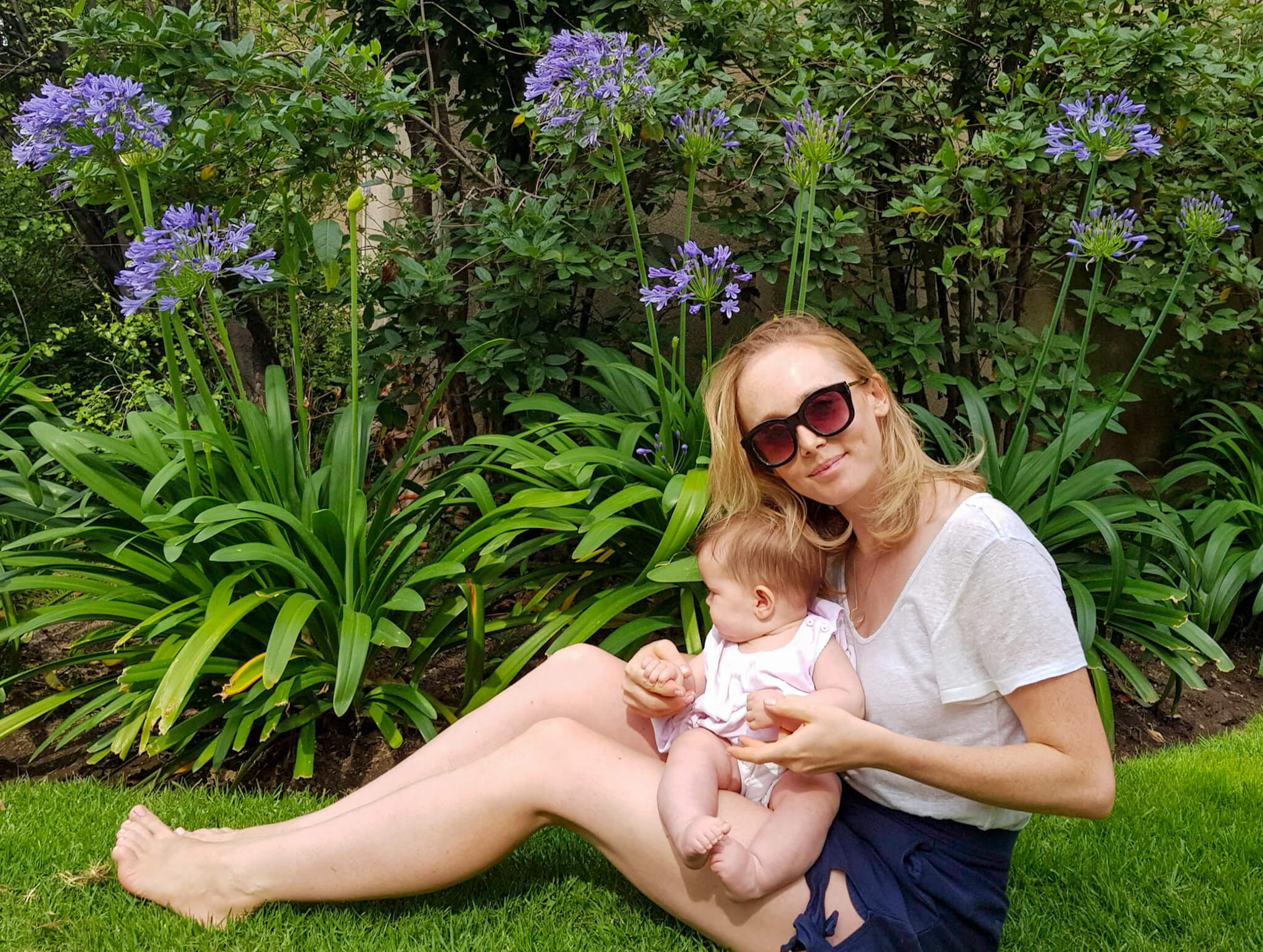 life abroad with a baby