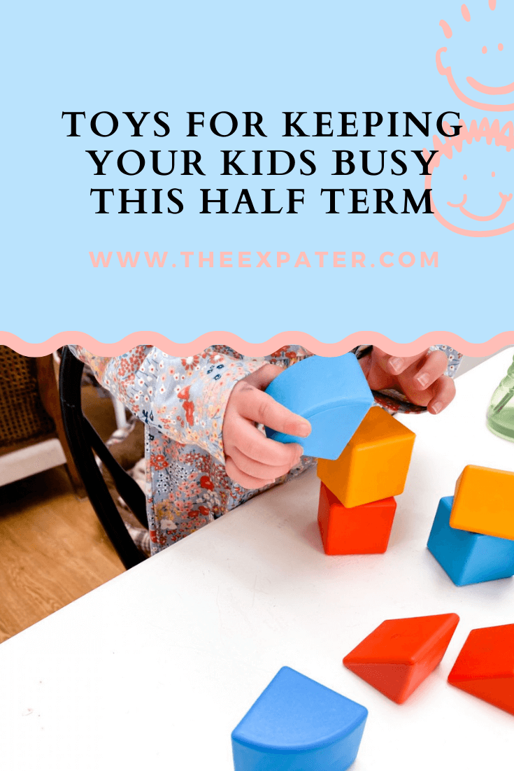 toys and games for kids this half term