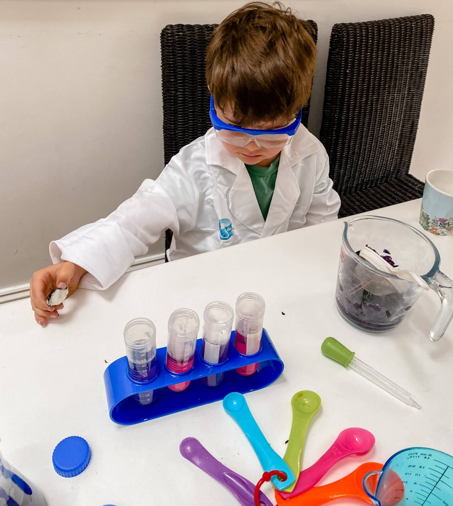 kids science lab kit