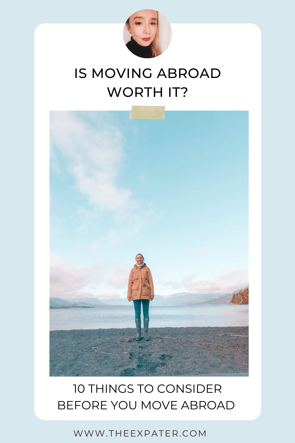 is it worth moving abroad worth it?