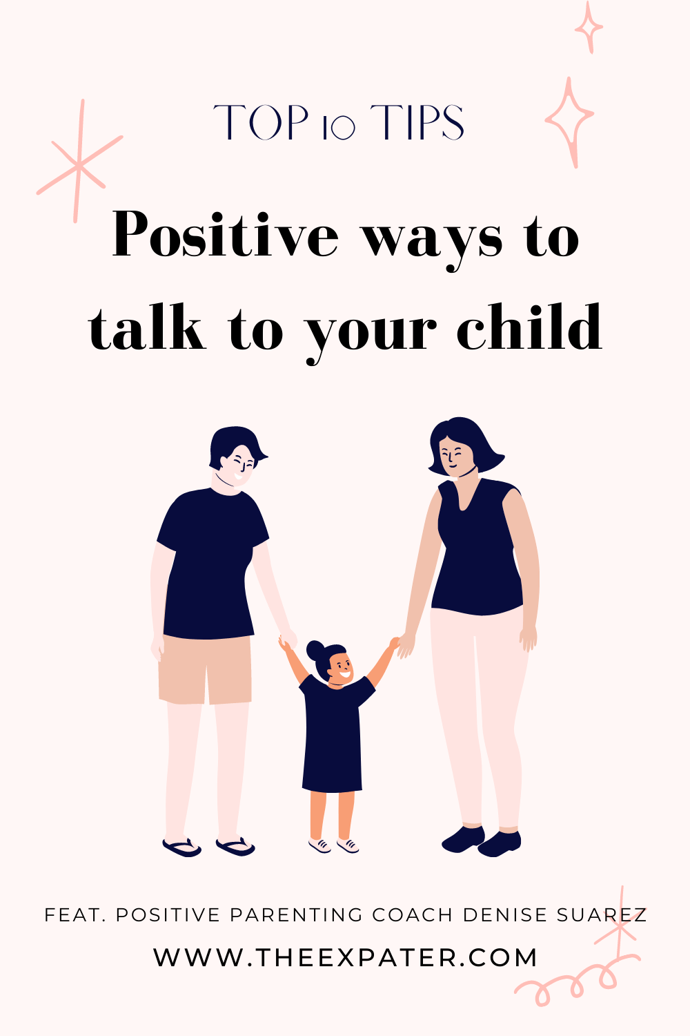 positive ways to talk to your child