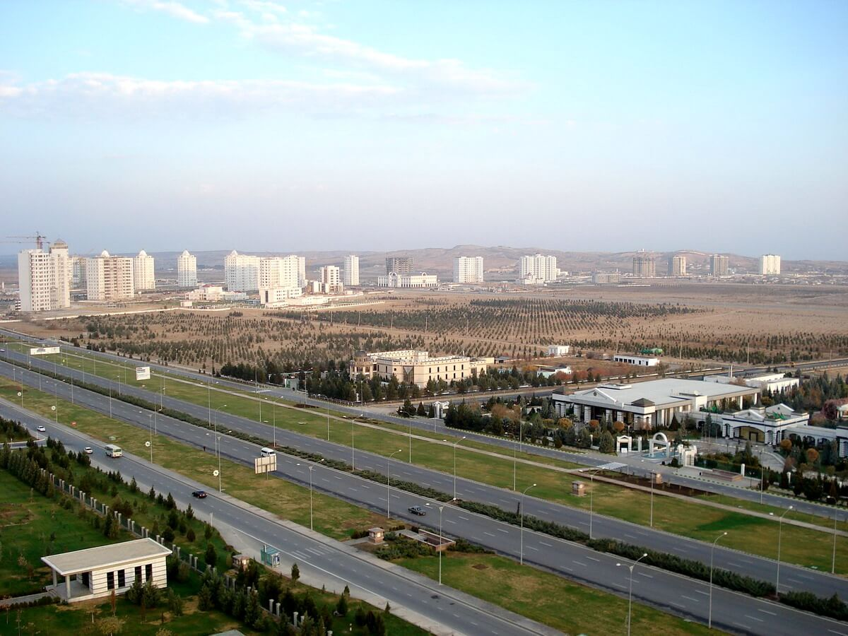 Ashgabat, the most expensive city in the world for foreign workers