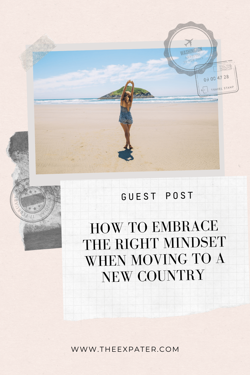 How to embrace the right mindset when moving to a new country