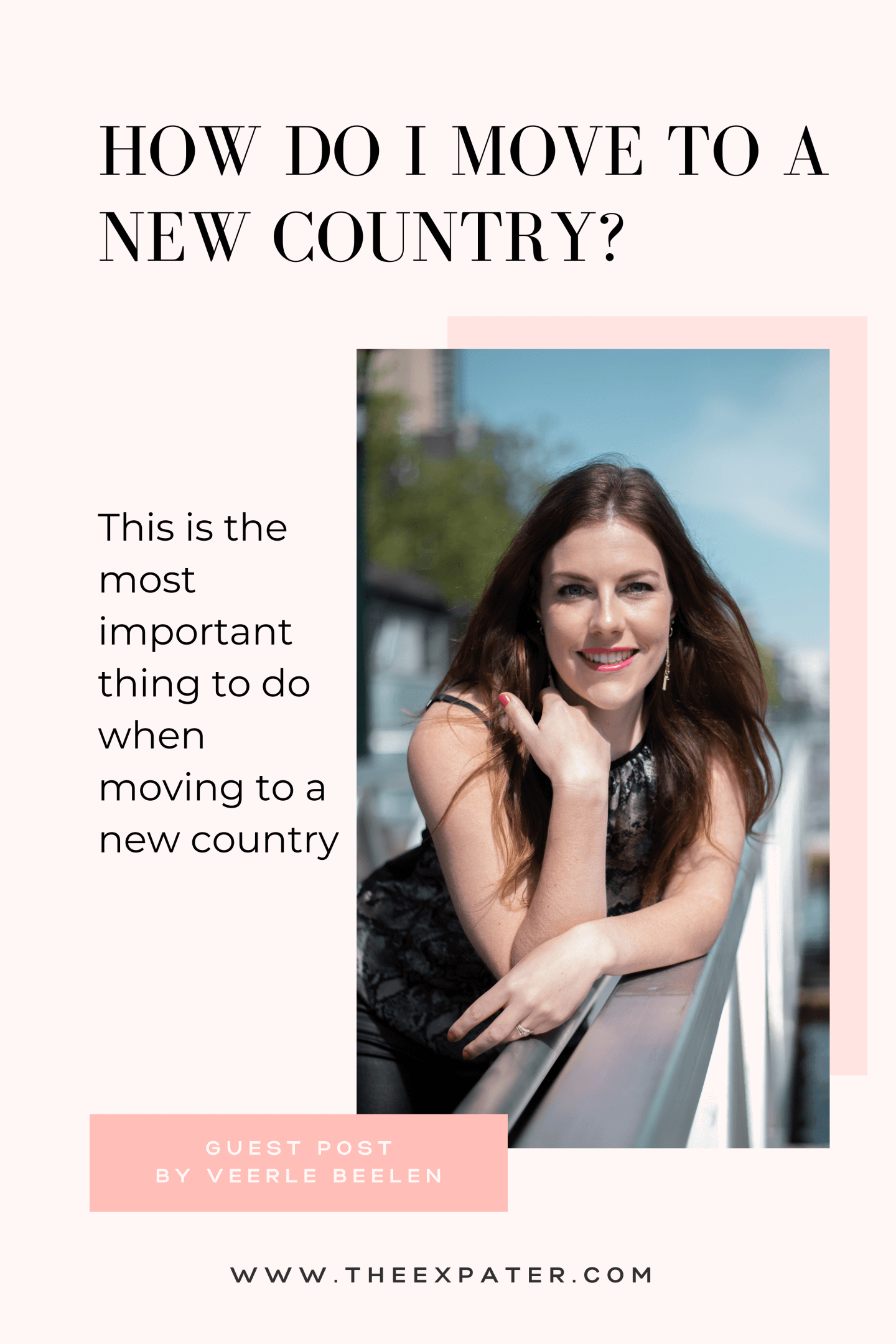 How do I move to a new country?